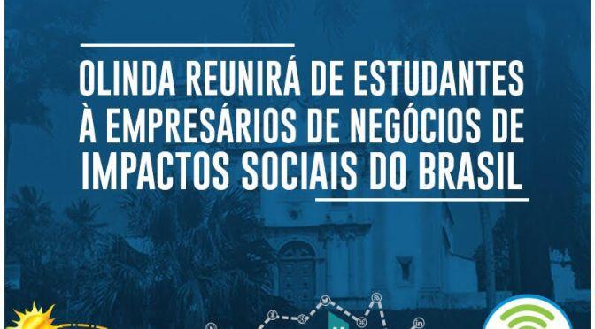 Acessa Brasil, encontro de Inclusão sócio digital, acontecerá de 5 à 10 de dezembro em Olinda.