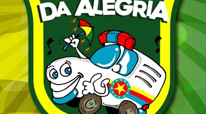 26º Camburão da alegria desfila domingo em Olinda.