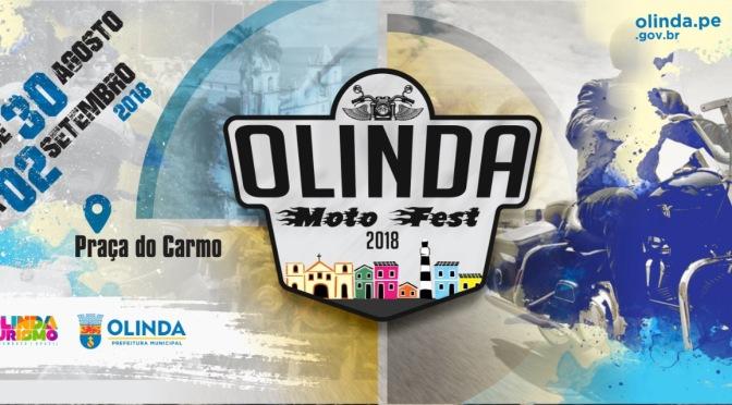 Motociclistas do Brasil e de países da América Latina têm encontro marcado no Olinda Moto Fest.