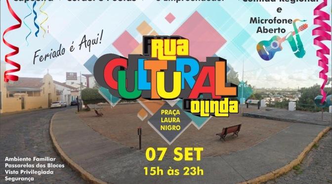 Atrações culturais agitam Sítio Histórico de Olinda no 7 de Setembro