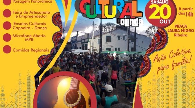 Música, artesanato e lazer agitam o Sítio Histórico de Olinda.