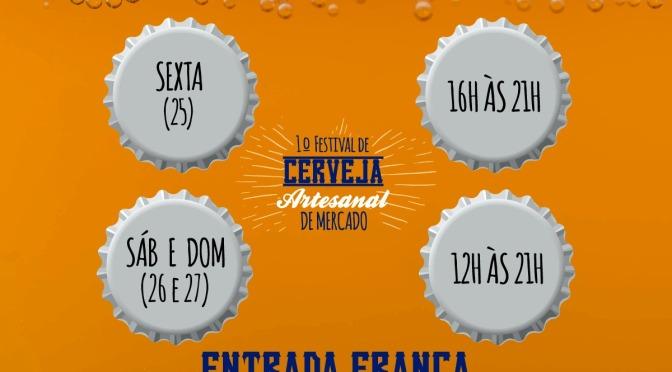 Em Olinda, Eufrásio Barbosa recebe o 1o Festival de Cerveja Artesanal de Mercado.