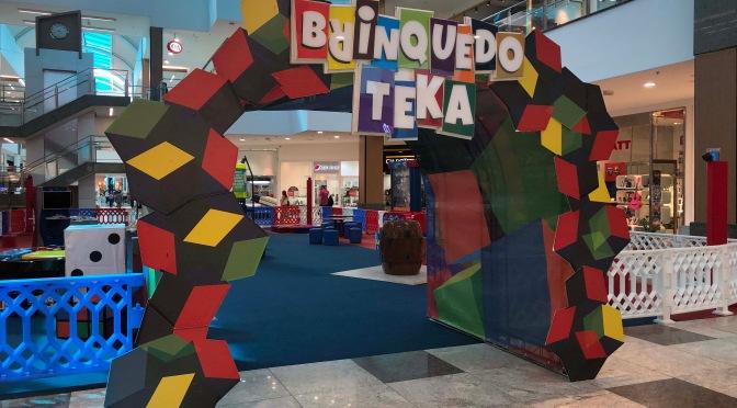 Férias no Shopping Tacaruna oferece atrações para pais e filhos.