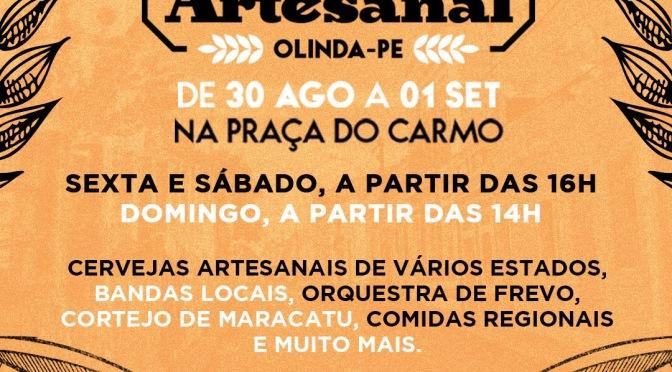 2ª Festival de Cervaja Artesanal de Olinda.